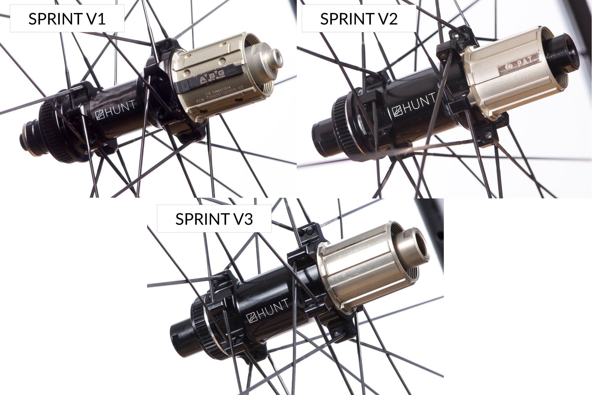 <h1>Sprint Hubs</h1> <ul> 	<li>Aero Light Disc Wheelset</li> 	<li>30 Carbon Aero Disc Wheelset</li> 	<li>4050 Carbon Aero Disc Wheelset</li> 	<li>50 Carbon Aero Disc Wheelset</li> 	<li>48 Limitless Aero Disc Wheelset</li> 	<li>38 Carbon Wide Disc Wheelset</li> 	<li>55 Carbon Wide Disc Wheelset</li> </ul>