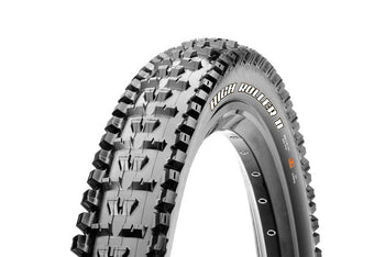 "Maxxis High Roller II 2.5"" WT EXO Front / Maxxis High Roller II 2.5"" WT EXO Rear Tubeless Tyre Combo"