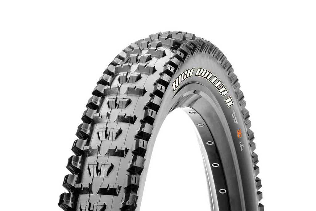 "Maxxis High Roller II 2.3"" EXO Front / Maxxis Ardent 2.25"" EXO Rear Tubeless Tyre Combo"