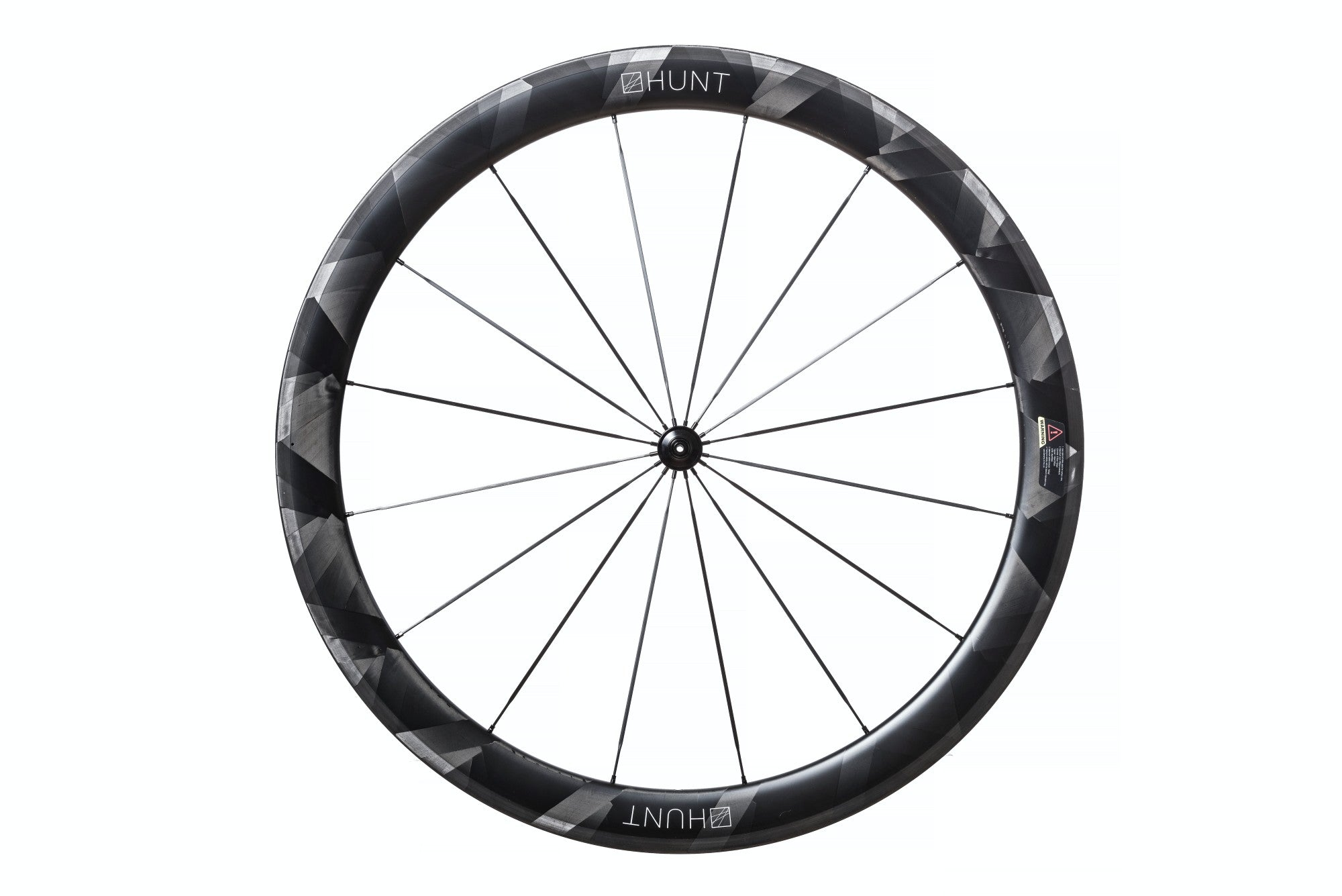 <h1>Rims</h1><i>Using an adaptive filament winding process, which varies thickness and orientation across the rim, these rims achieve a very light weight and excellent transmission of force from the spoke to the rest of the rim. The process also provides additional material to create high strength at the spoke areas while minimising unnecessary weight between the spokes. They are wide at 26mm (19mm int.) which creates a great tyre profile, resulting in excellent grip and lower rolling resistance.</i>