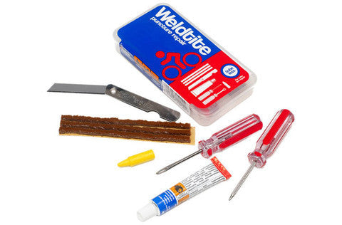 Weldtite Tubeless Tyre repair kit