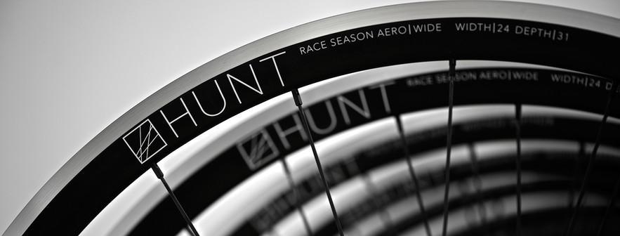 MASON x HUNT 4Season Disc Road Wheelset | 1585g | 27Deep 23Wide Preorder