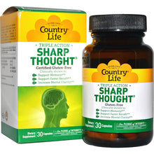 Load image into Gallery viewer, Sharp Thought - 30 Capsules