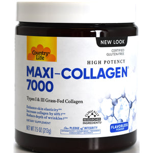 Maxi-Collagen - C&A + Biotin - 7.5 oz