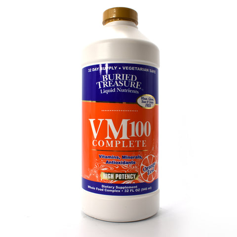 VM100 Complete Orange Zest - 32 fl oz