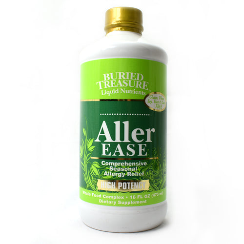 AllerEase Comprehensive Seasonal Allergy Relief High Potency - 16 fl oz