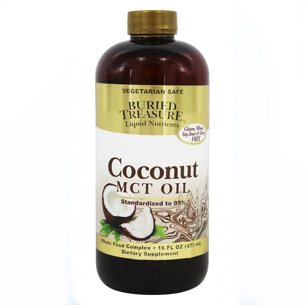 Coconut Oil MCT - 16 fl oz