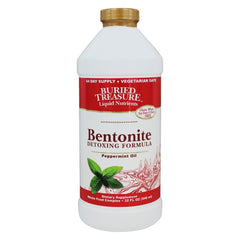 Bentonite Detoxing Formula - 32 FL OZ