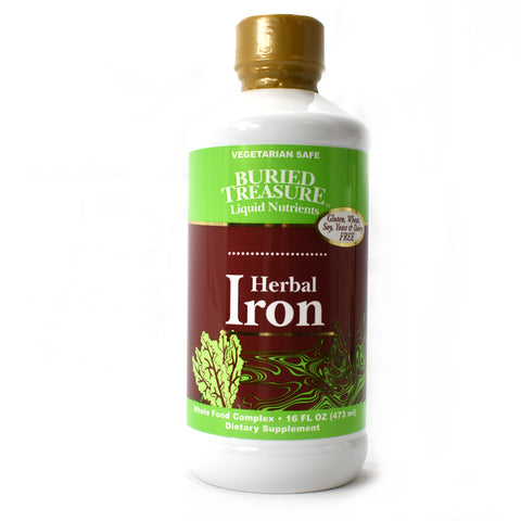 Herbal Iron - 16 fl oz