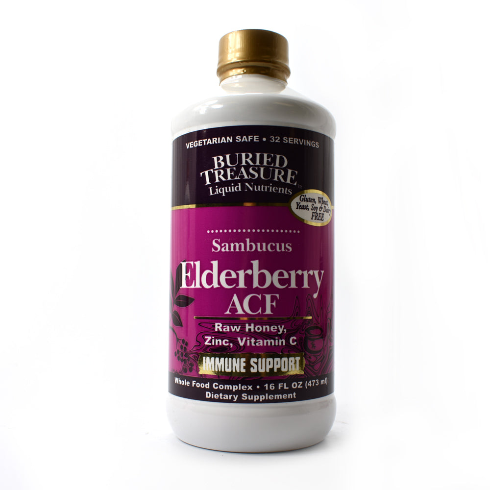 Sambucus Elderberry ACF - 16 oz