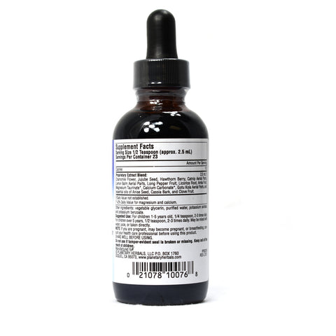 Calm Child Herbal Syrup - 2 oz