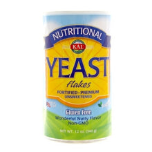 Load image into Gallery viewer, Nutritional Yeast Flakes - 12 oz