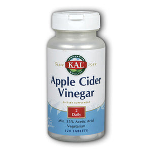 Apple Cider Vinegar - 120 Tablets