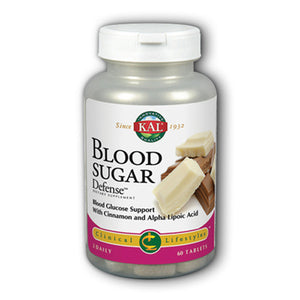 Blood Sugar Defense Clinical Lifestyles - 60 Tablets