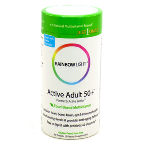 Active Senior SafeGuard Multivitamin - 90 Tablets