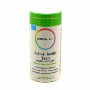Active Health Teen Multivitamin - 90 Tablets