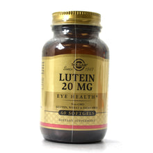 Load image into Gallery viewer, Lutein Eye Health 20 mg - 60 Softgels