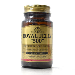 Royal Jelly 500 - 60 Softgels