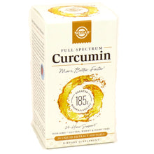 Load image into Gallery viewer, Full Spectrum Curcumin - 30 Liquid Extract Softgels