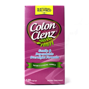 Colon Clenz - 120 Vegetarian Capsules