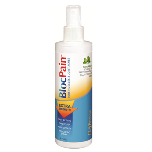 BlocPain Extra Strength Spray - 4 oz