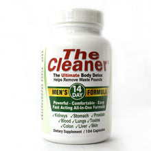 Load image into Gallery viewer, The Cleaner Men's 14-Day Formula - 104 Capsules