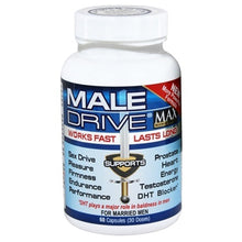 Load image into Gallery viewer, Male Drive Max - 60 Capsules