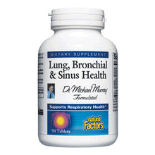 Load image into Gallery viewer, Dr. Murray's Lung Bronchial & Sinus Health - 90 Tablets
