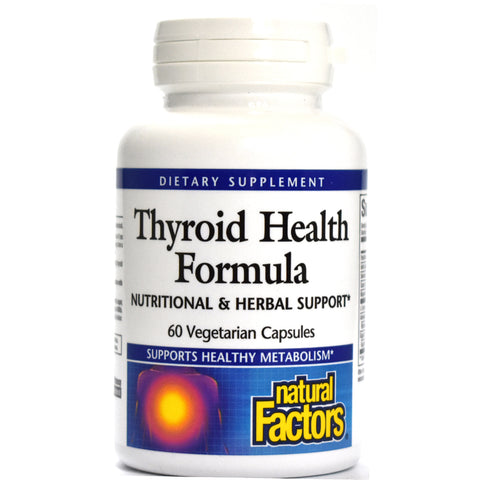 Dr. Murray's Thyroid Health Formula - 60 Capsules