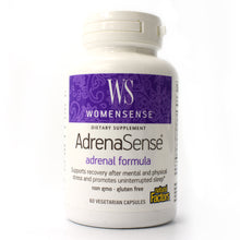 Load image into Gallery viewer, AdrenaSense Anti-Stress Adrenal Formula - 60 Vegetarian Capsules