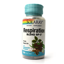 Load image into Gallery viewer, Respiration Blend SP-3 - 100 Vegetarian Capsules