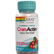 Load image into Gallery viewer, CranActin Cranberry AF Extract 400mg - 60 Capsules