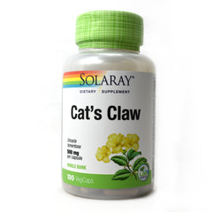Cat's Claw Bark 500mg - 100 Vegetarian Capsules