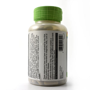 Ginger Root 550mg - 180 Vegetarian Capsules