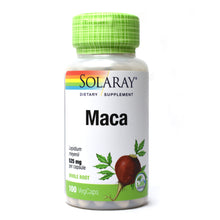 Load image into Gallery viewer, Maca Root 525mg - 100 Capsules