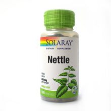 Load image into Gallery viewer, Nettle 450mg - 100 Vegetarian Capsules