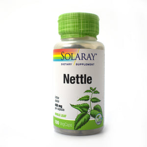 Nettle 450mg - 100 Vegetarian Capsules