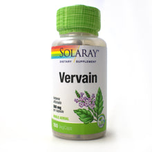 Load image into Gallery viewer, Vervain 360mg - 100 Vegetarian Capsules
