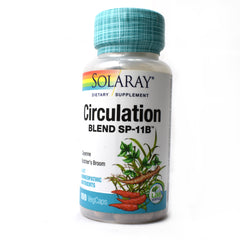 Circulation Blend SP-11B - 100 Vegetarian Capsules