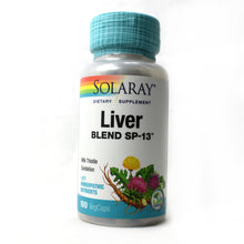 Load image into Gallery viewer, Liver Blend SP-13 - 100 Vegetarian Capsules