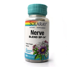 Load image into Gallery viewer, Nerve Blend SP-14 - 100 Vegetarian Capsules