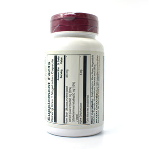 Guaranteed Potency Enteric Coated DopaBean Mucuna Pruriens - 60 Vegetarian Caps