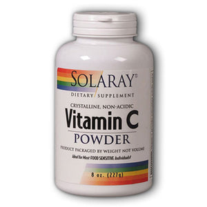 Vitamin C Powder Non-Acidic - 8 oz
