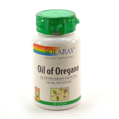 Oil of Oregano in Extra Virgin Olive Oil 150mg - 60 Softgels