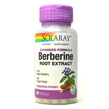 Load image into Gallery viewer, Guaranteed Potency Berberine Special Formula  - 60 Vegetarian Capsules