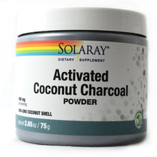 Load image into Gallery viewer, Activated Coconut Charcoal Powder - 2.65 oz