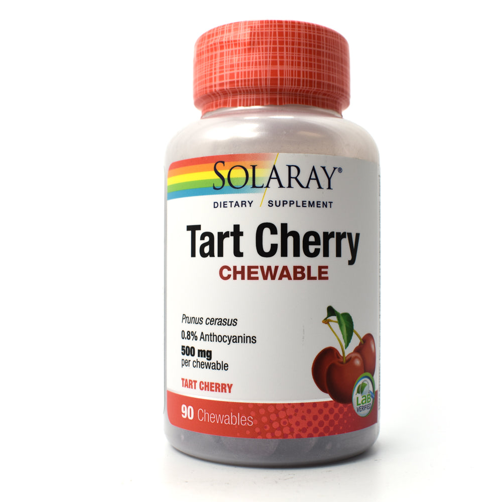 Tart Cherry 500mg - 90 Chewable Tablets