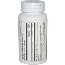 Load image into Gallery viewer, Chromium Picolinate 200mcg- 200 Tablets