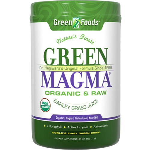 Green Magma USA Organic - 11 oz