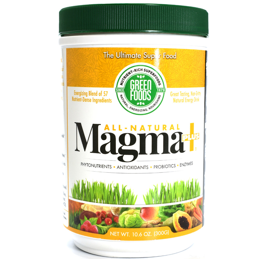 Magma Plus - 11 oz